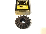 56-70 CORVETTE DIFFERENTIAL SIDE GEAR NOS