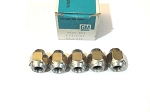 70-81 GM WHEEL LUG NUTS NOS