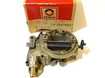 73 VEGA CARBURETOR AIR HORN NOS