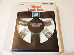 82-92 GM ACCESSORY WHEEL LOCK KIT NOS
