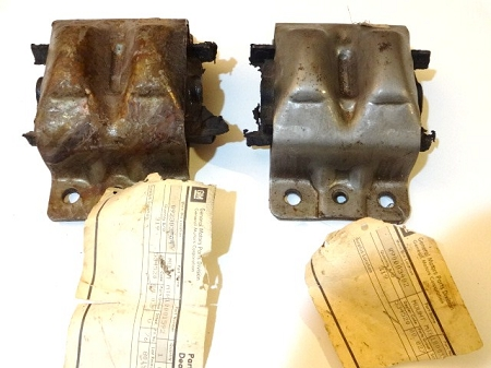 78-81 CAMARO & FIREBIRD V8 ENGINE MOUNT NOS