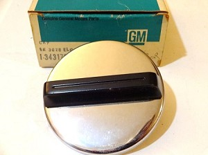 73-75 CHEVY PICK UP TRUCK GAS CAP NOS