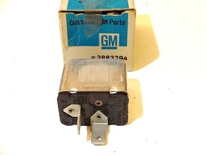 64-72 GM 175 HAZARD FLASHER NOS