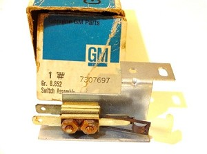 69-70 OLDS HEATER BLOWER SWITCH NOS