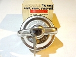 75-76 CAMARO CHEVELLE NOVA LOCKING GAS CAP NOS