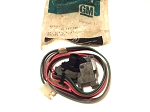 1982-1983 GM F & G-BODY CAMARO TRANS AM MONTE CARLO REGAL CUTLASS PULSE WIPER PIVOT SWITCH NOS