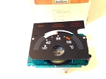 GM DELCO TEMPERATURE GAUGE NOS