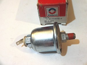 1982-1990 GM OIL PRESSURE SWITCH NOS