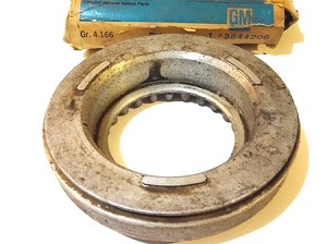 64-72 CHEVY TRANMISSION CLUTCH PISTON NOS