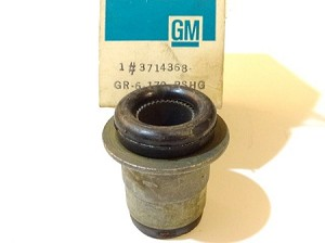 63-75 CORVETTE LOWER CONTROL ARM BUSHING NOS