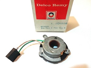 76-81 HEI DISTRIBUTOR POLE PIECE NOS