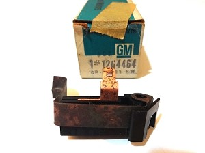 78-81 GM PARK BRAKE SWITCH NOS