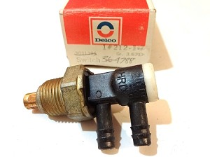 75-81 GM PORTED EGR VACCUM SWITCH NOS