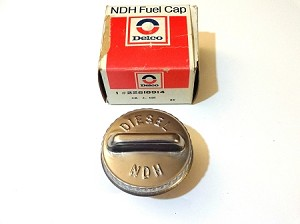 81-86 GM DIESEL METAL FUEL GAS CAP NOS